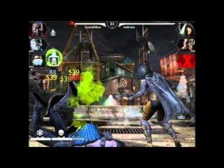 Mortal Kombat X - Сравнение всех карт Саб-Зиро. Comparison of all cards Sub-Zero (ios)