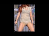 Fancam Laysha - Секси кореянка классно танцует.