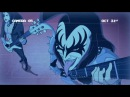 Scooby-Doo! and Kiss Rock and Roll Mystery - Detroit Rock City HD