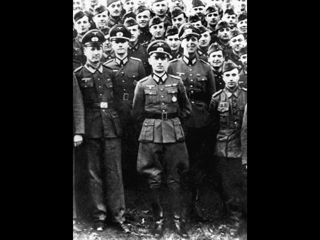 Немецкий офицер Абверa УПА боролось з нацистами German Abwehr officers UPA fought s nazі