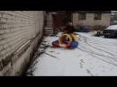 Nuclear horse winter edition мини снегоход