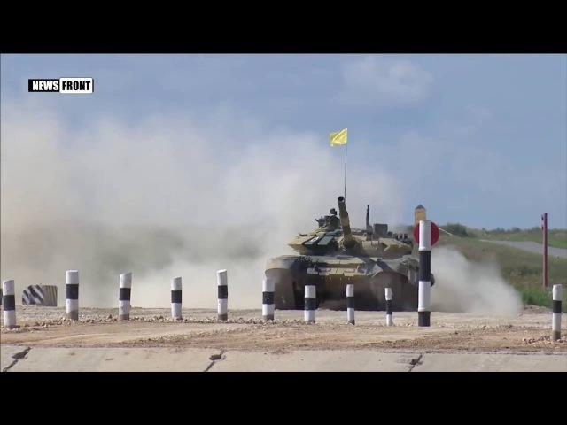 Армейские международные игры: Мастерство солдат и офицеров, относящихся к разным видам войск