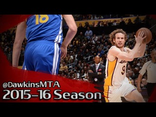 Marcelo Huertas Full Highlights 2016.03.06 vs Warriors - 10 Pts, 9 Assists, Outplayed Steph!