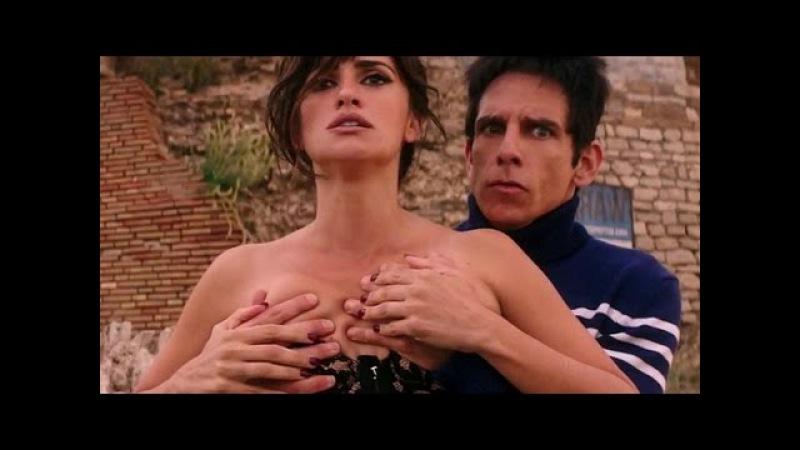 Zoolander 2 Official Trailer Ben Stiller Squeezes Penelope Cruz B00BS !!