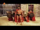 300 Spartans  300 Спартанцев  - Большая разница по-украински.