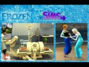 FROZEN ANNA PREGNANCY AND CHILDBIRTH THE SIMS 4