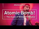 David Byrne's Meltdown ATOMIC BOMB LIVE Watch HD concert in FULL
