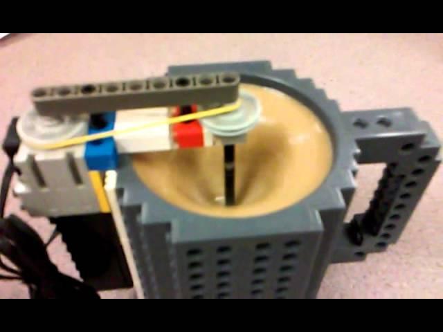 Саморазмешивающаяся Lego кружка