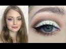 Вечерний макияж с глиттером: видео-урок / Nikkietutorials inspired