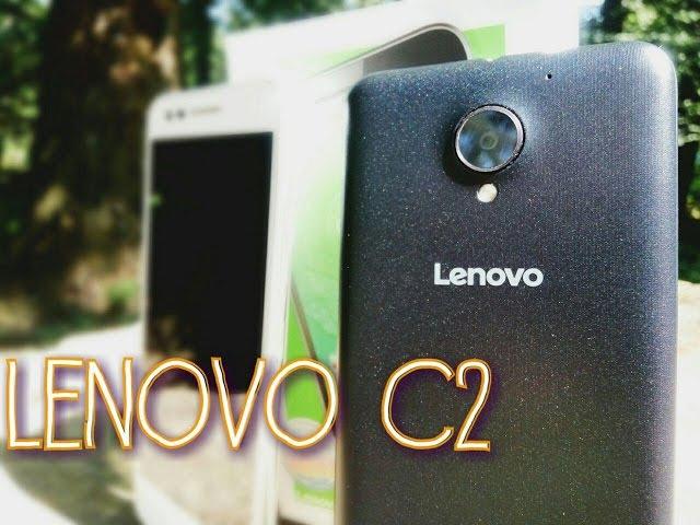 Lenovo C2 ОБЗОР! Смартфон Lenovo Vibe C2 k10a40