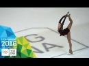 Figure Skating - Polina Tsurskaya (RUS) wins Ladies' gold | Lillehammer 2016 Youth Olympic Games