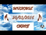 MUSICBOX CHART TOP 40 (20/03/2016) - Russian United Chart