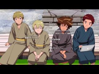 Ost.Digimon Adventure Tri. Ending 2 | Kouji Wada - Seven [Official Ver.]