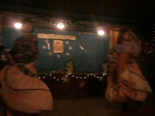 Гадалка!!!Цыганский танец на Новый год 2016!!