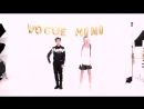 ENG 160324 Vogue Mini - Dance Lesson with Luhan Pyper America Smith