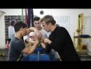 армрестлинг нижнекамск тренировки 29 школа Дилюс Влад
