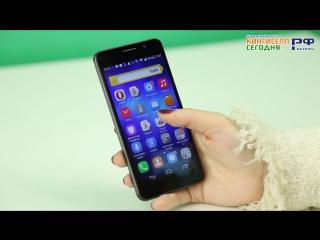 Представляем новую видео-рубрику «ОБЗОРЫ». Смартфон «Huawei Honor 6»