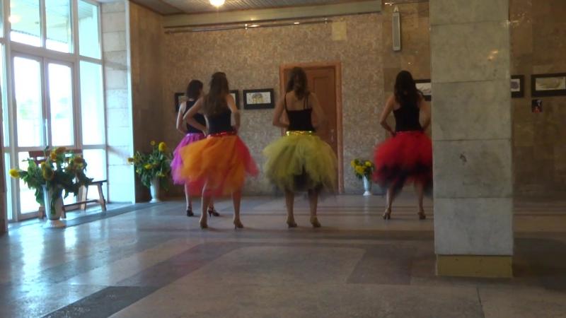 Bachata Lady Style*Adele* by Olga Krasnodymska*відкриття виставки Богині