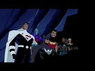 Лига Справедливости [2 сезон] [11 серия] [Мультсериал] [2003]