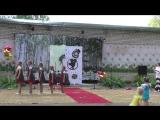 День Поселка Назарово - Танец