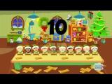10 Little Elves ¦ Christmas Song For Kids ¦ Super Simple Songs