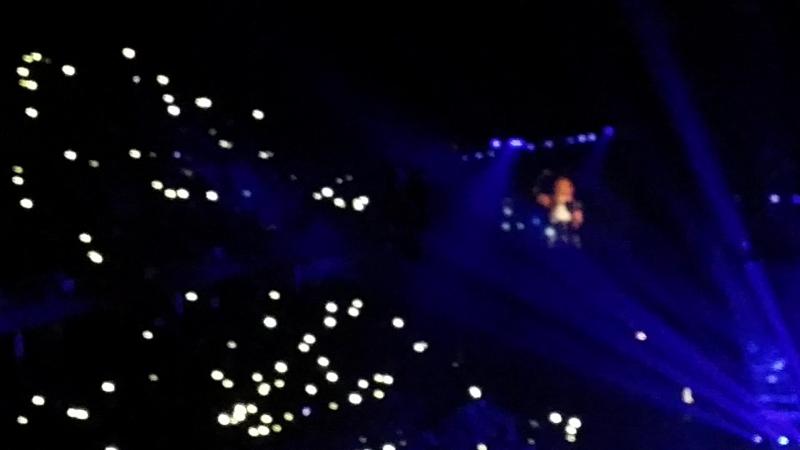 Say googbye Madonna live bangkok 2016