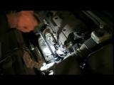 Замена масла в двигателе. Peugeot 307