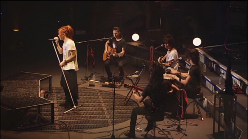 "Acid Black Cherry - 愛してない 〜Acoustic version〜 (2010 Live ""Re:birth"" at YOKOHAMA ARENA)"