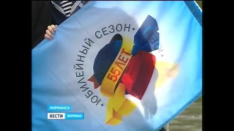 Марафон веселых и находчивых! Мурманск принял флаг юбилея КВН