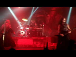 Powerwolf - Agnus Dei + Sanctified With Dynamite (Live In Moscow 05.03.2016)