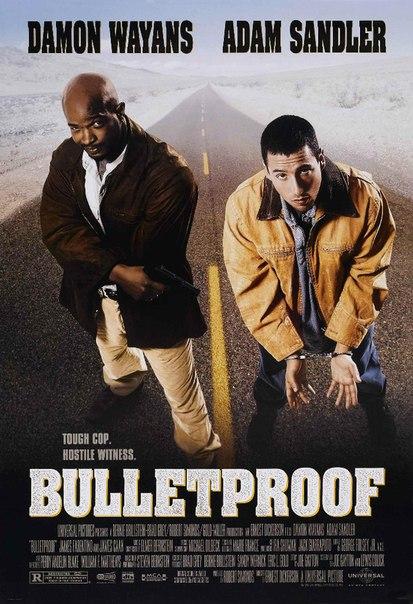 Пуленепробиваемый / Bulletproof (1996)