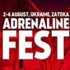ADRENALINE FEST World Tour | 2-4 August