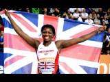 Asha Philip wins 100m Womens Final HD British Athletics Championship 2016