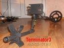 Металлоискатель ТЕРМИНАТОР, Схема, Metal TERMINATOR scheme