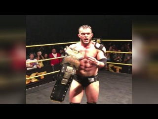 Finn Bálor & Samoa Joe's wild brawl at NXT Live Event in Portland, Oregon: May 15, 2016