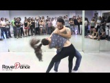 Motty Sisam &amp Gilat Blumberger - Bachata Workshop