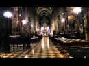 Католическая служба в соборе Святого Стефана в Вене