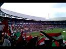KNVB Beker Finale 2016 FEYENOORD vs Utrecht pre game Dj Paul Elstak Love U More