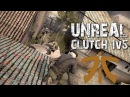CSGO UNREAL CLUTCH 1v5 IN THE WORLD