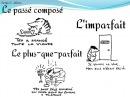 Все времена французского.№2 Passé composé и Plus-que-parfait