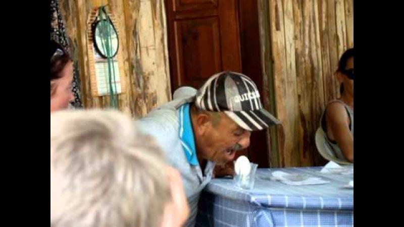 [ORIGINAL] Turkish man yelling meow at an egg