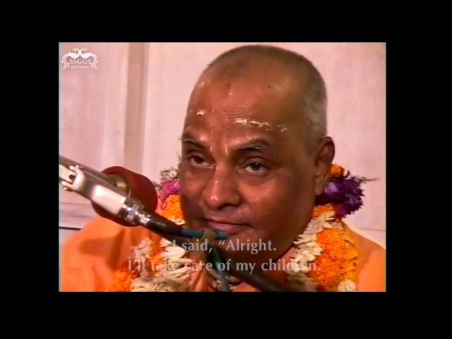 Srila Gour Govinda Goswami Maharaj - This is My Request