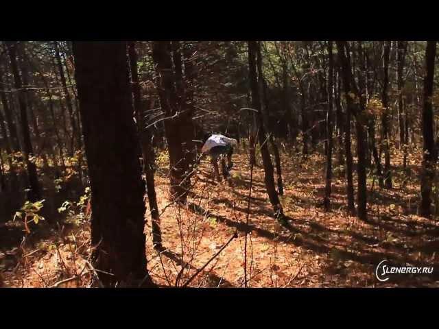 Даунхилл как образ жизни -- видеопрофайл Александра Латкина.