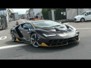The Best Supercars of Europe! Chiron, Centenario, Veneno, Agera, Zonda, LaFerrari