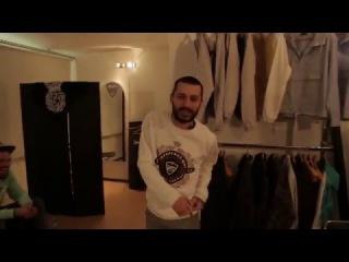 Коля Маню - Лайв в магазе Питерский Щит