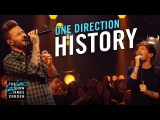 One Direction - History (Late Late Show)