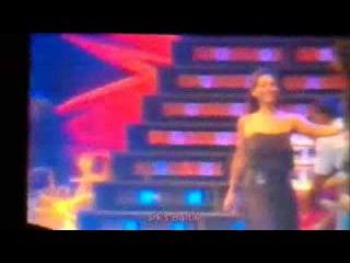 Temptation 2008 in Dubai-SRK & Gauri Wedding Anniversary