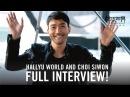 CHOI SIWON (Super Junior) Talks Inside Out   Hyesoo in Korea