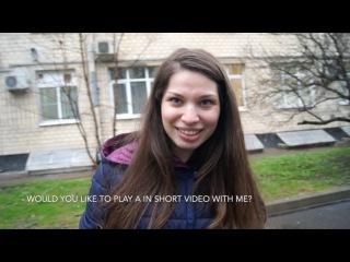 Знакомство с девушкой для щекотки / Dating with a girl for tickling