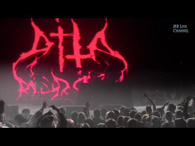 Dita Redrum - Full Set @ Ведьмин Дом XIII. 23.04.2016 (Witch House)